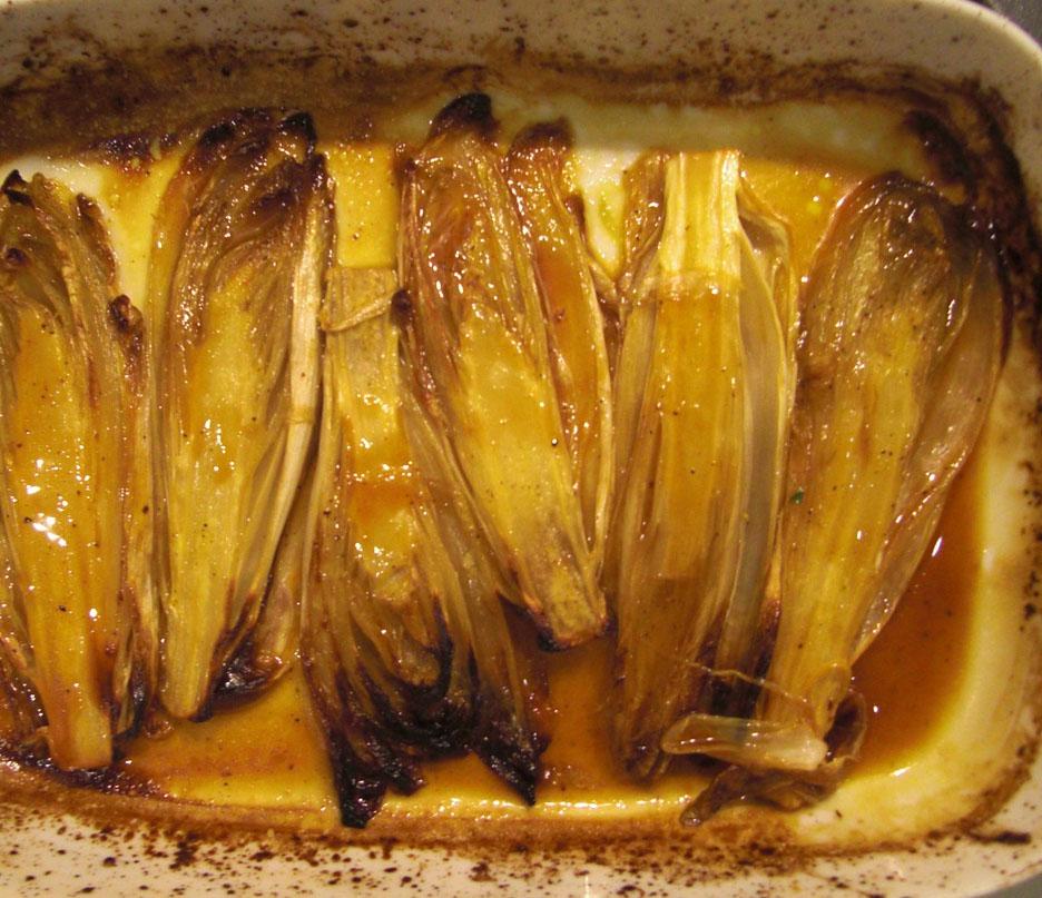 Caramelised Chicory